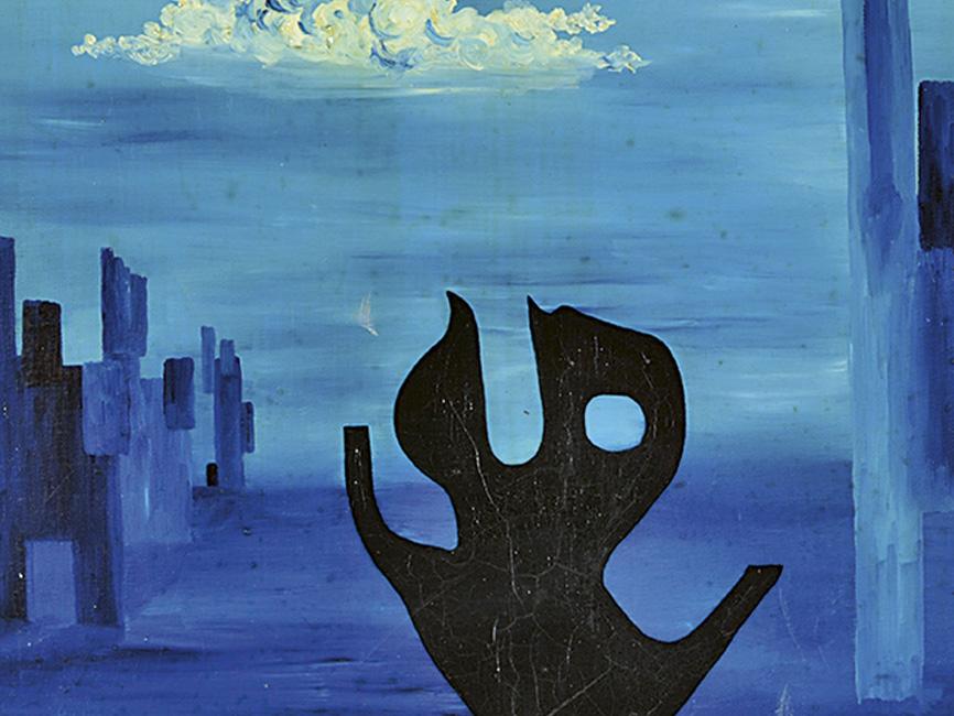 Der Schrei, 1965