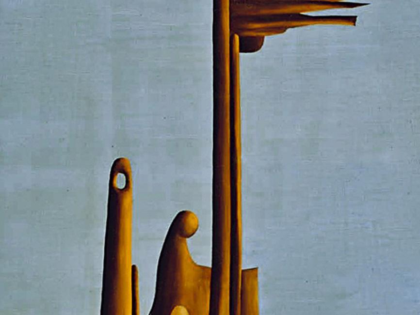 Wetterfahne der Gegensonnen, 1966