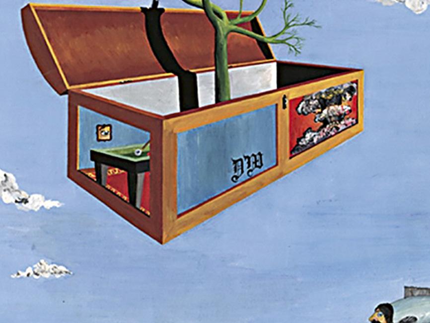 Wunderkiste des Lebens, 1964