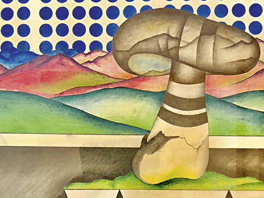 Ein Pilz für Bütz, 1973