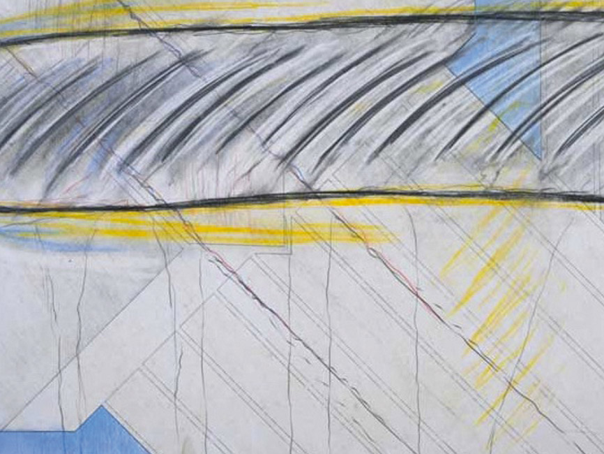 Fliegender Menhir Flugdrachen, 1979