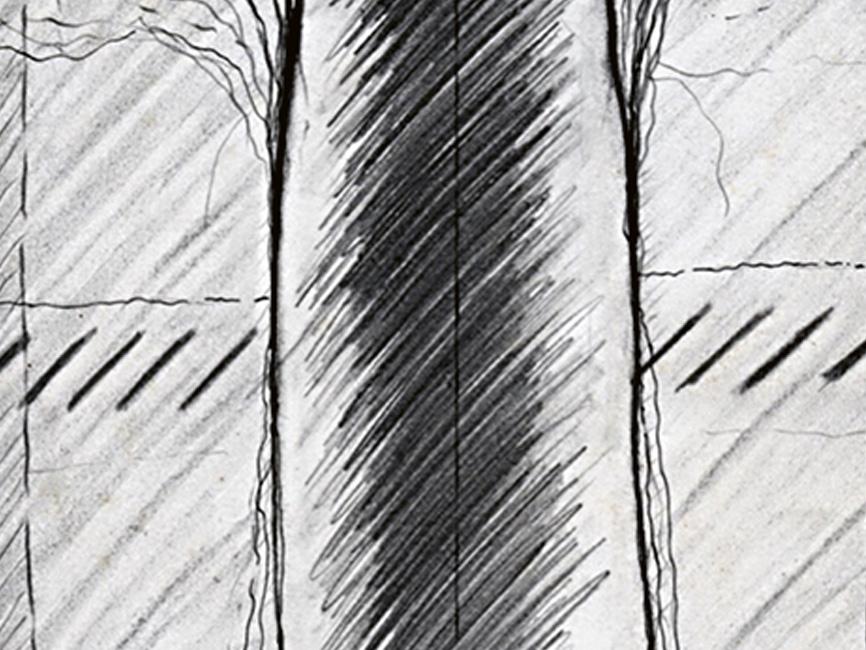 Menhir – Mannstein, 1978