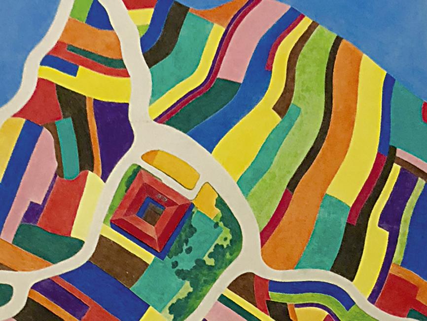 Mitten in den eigenen Feldern, 1971