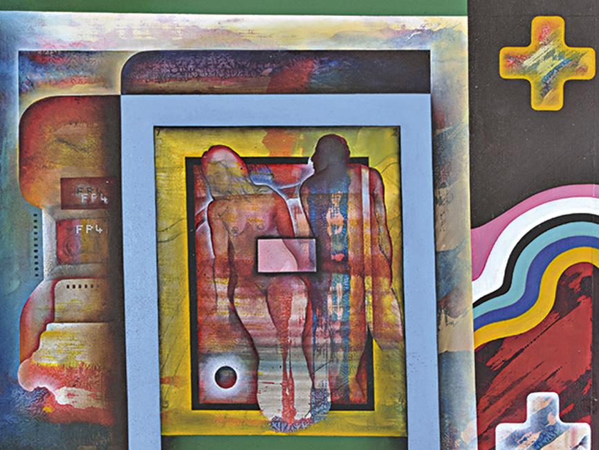 Schmerzenspaar, 1975