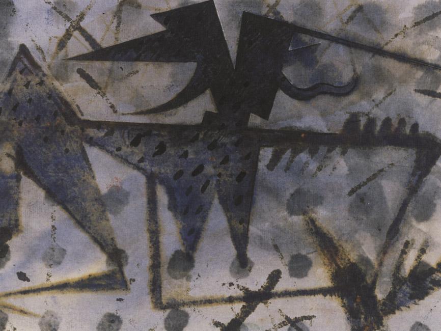 Aus der Serie African Ghosts, 1988