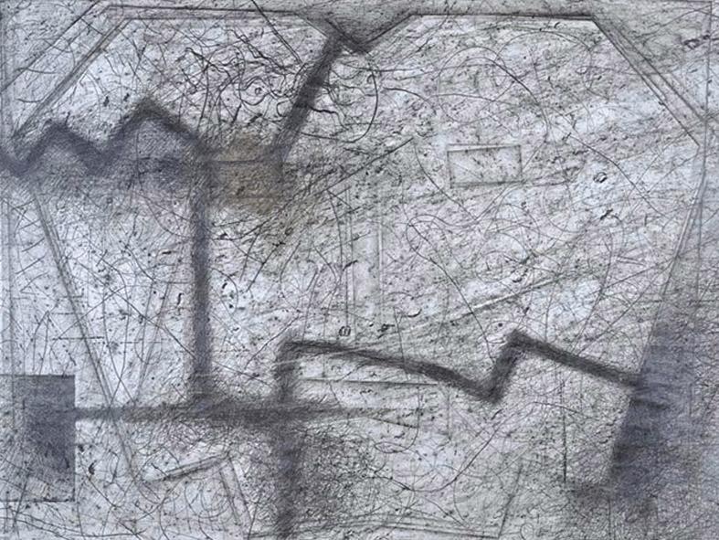 Der geometrische Künstler, 1983