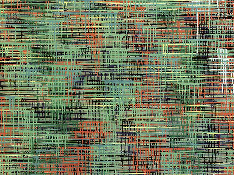 Four Green Fields, 2014