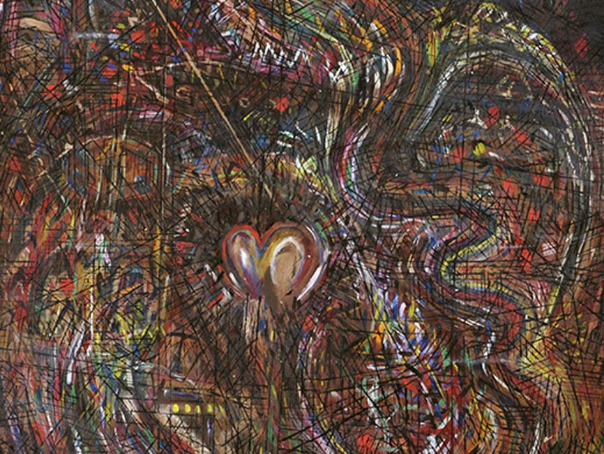 Heartbeats to Yoruba Dundun Drum, 1990