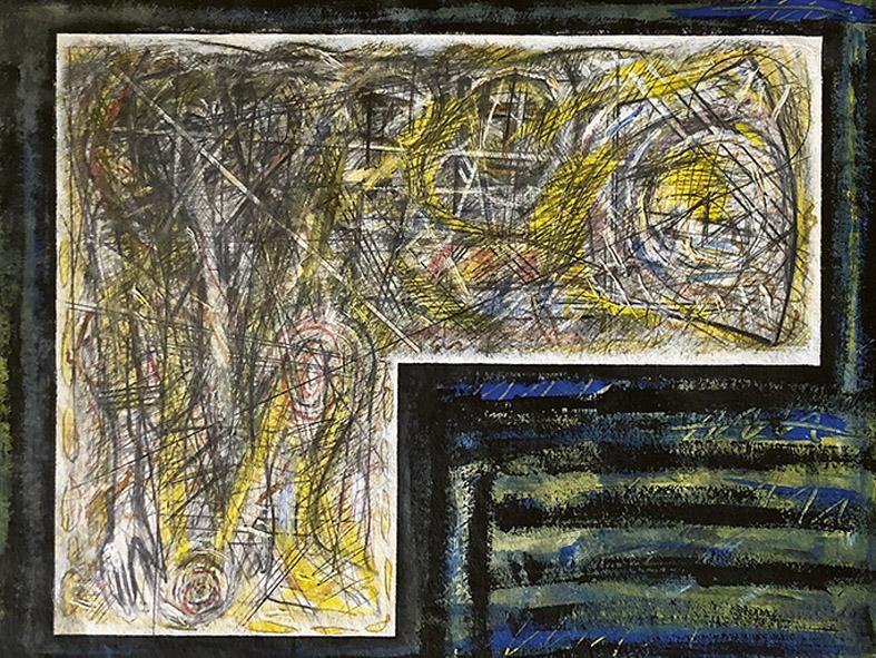 In a Dark Pagan Night, 1988
