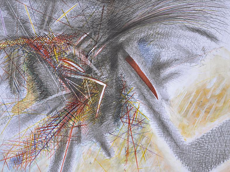 Linksseitiger Sprung für C. G. Jung, 1987