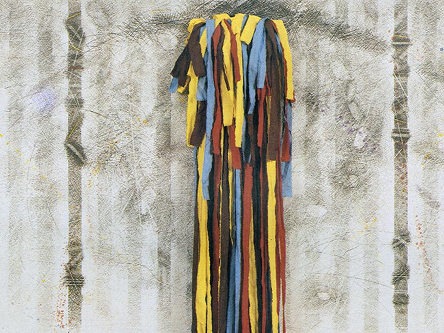 Säulen der Lakota Sioux, 1981