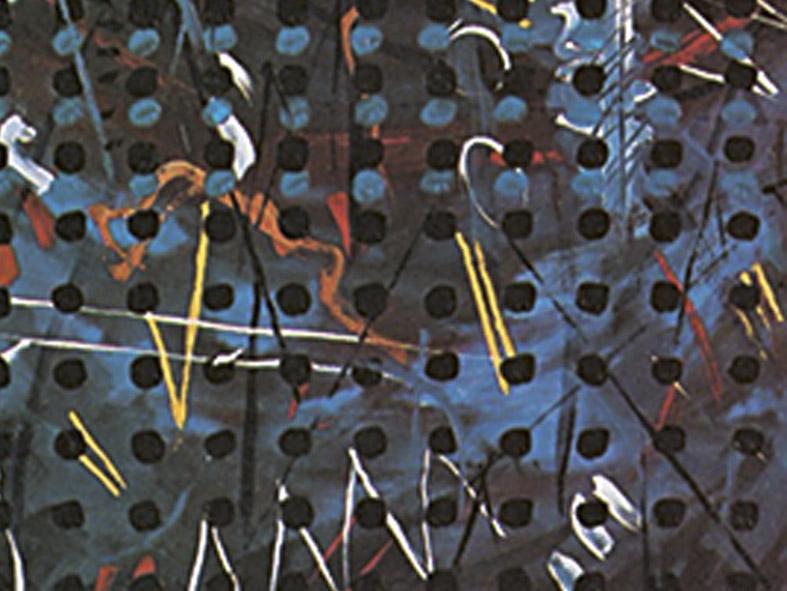 Steinwurf ins kosmische Gewässer, 1984