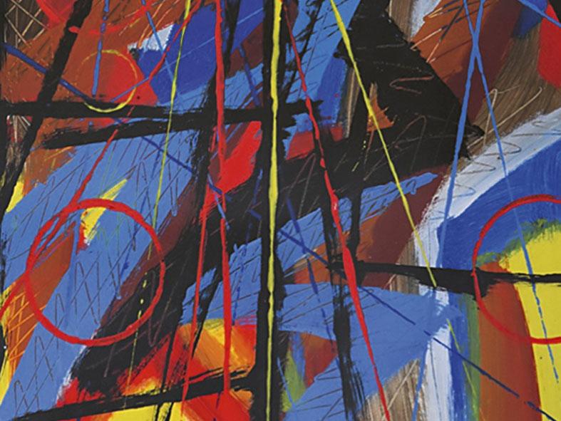 Toskana Charité 6, 1983