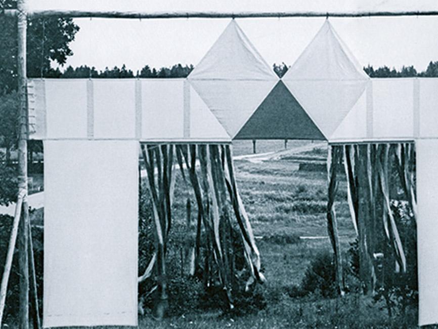 Windgate, Hörmanns Grenzzeichen, 1980