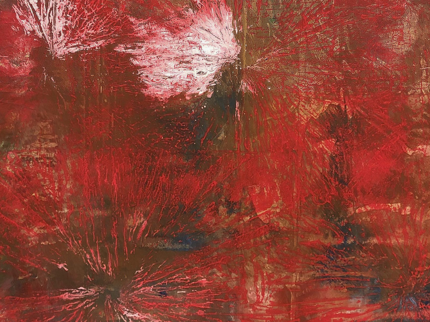 DENK ART Blut und Erde, 2020