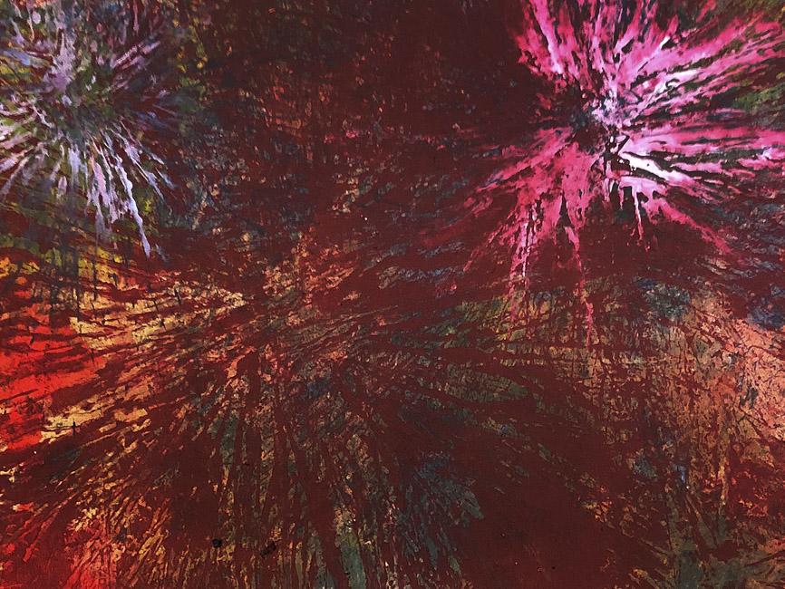 DENK ART Blut und Erde Nr 2, 2020
