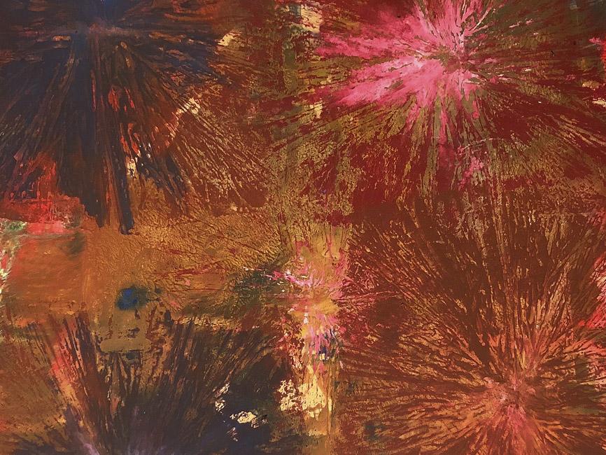 DENK ART Blut und Wein Nr 2, 2020