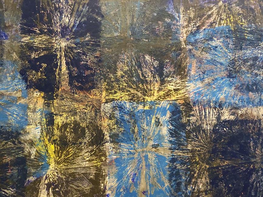 DENK ART Fels und Wasser, 2019