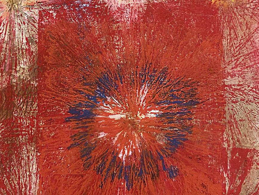 DENK ART Zentral Blut und Erde, 2020
