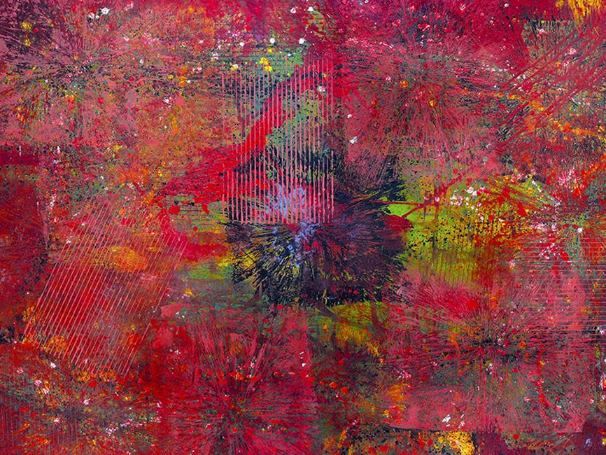 DENK ART Brillancy Triptychon II, 2020