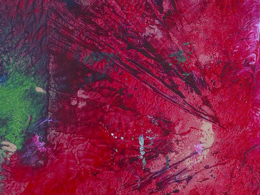 DENK ART Versunken im Roten Meer  2020