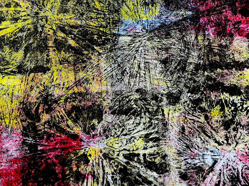 DENK ART Composition D32, 2020