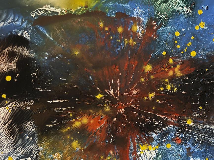 DENK ART Composition D22 Space I 2020