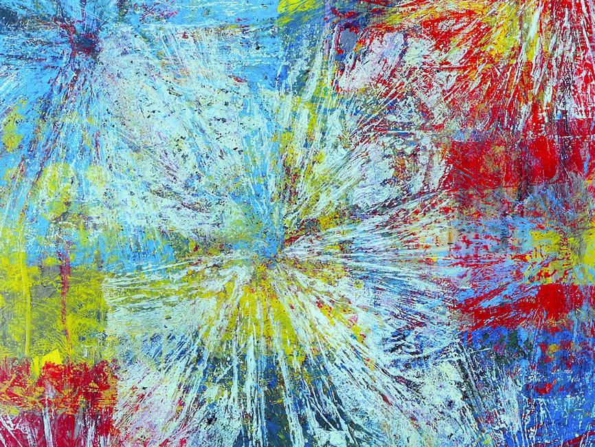 DENK ART Plasticolortype Composition D54 2020