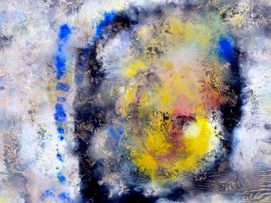 DENK ART Plasticolortype Cosmic Yellow Spot 2020